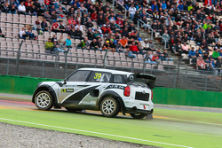Danny Way, JRM Racing, Mini Countryman RX