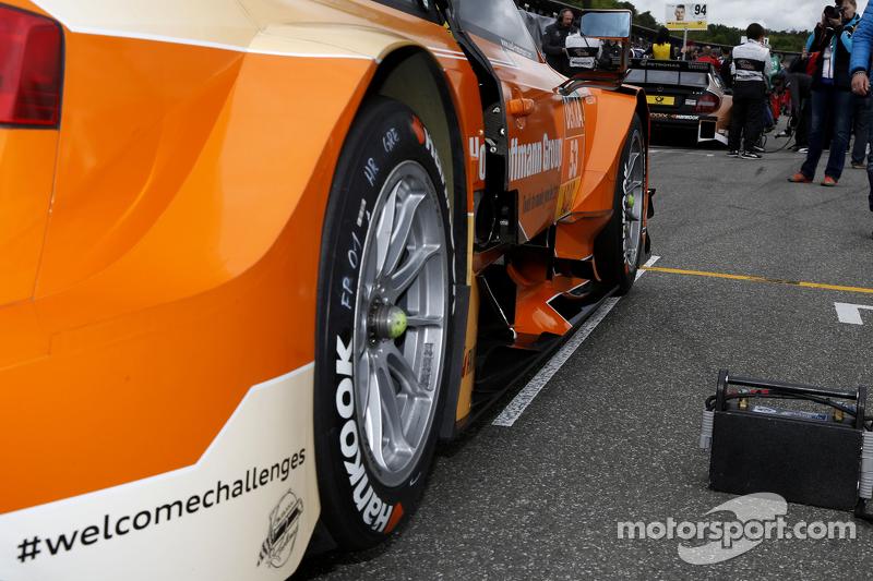 Car Details Audi RS5 DTM