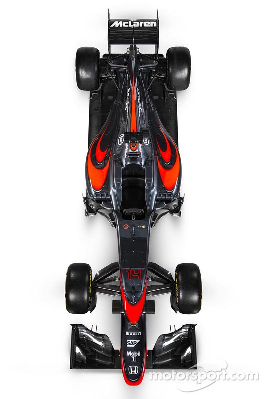 McLaren präsentiert das Autodesign