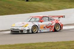 #44 Flying Lizard Motorsports Porsche 911 GT3 RSR: Lonnie Pechnik, Seth Neiman