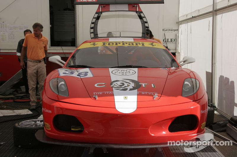 JMB Racing Competition Ferrari 430 Challenge GT3