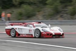 #11 Balfe Motorsport Saleen S7R: Shaun Balfe, Nigel Taylor
