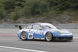 #69 Team Felbermayr Proton Porsche 996 GT3 RSR: Christian Reid, Horst Felbermayr Jr.