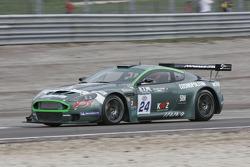#24 BMS Scuderia Italia Aston Martin DBRS9: Franco Groppi, Toni Seller