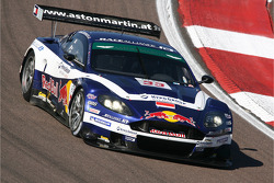 #33 Race Alliance Motorsport Aston Martin DBR9 : Karl Wendlinger, Philipp Peter