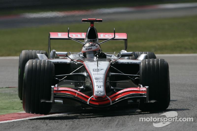 McLaren MP4-21 2006 року