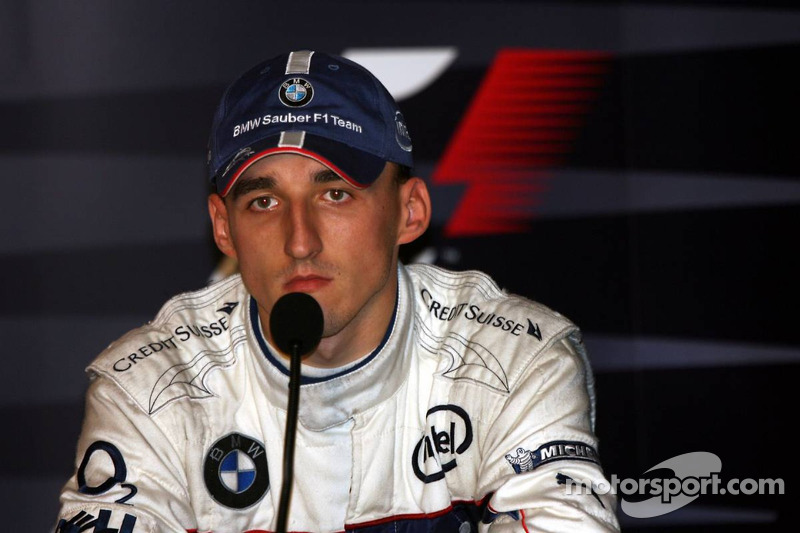 FIA press conference: Robert Kubica