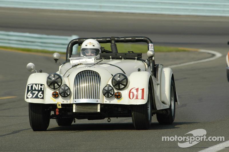 1968 Morgan plus 8