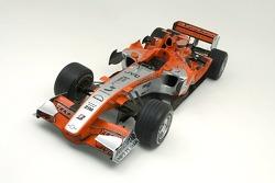 Spyker MF1 Racing M16 studio shoot