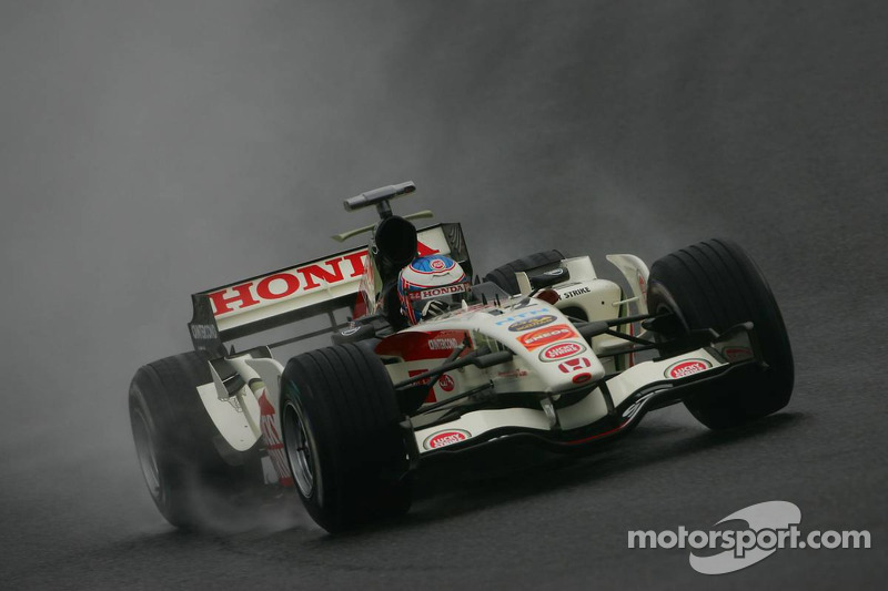 2006 – 2008: Honda Racing F1 Team