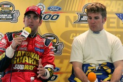 Press conference: Greg Biffle and Jamie McMurray