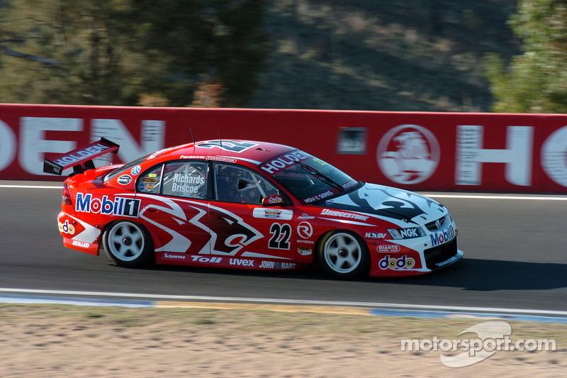 Jim Richards était de retour chez Holden Racing Team pour Bathurst