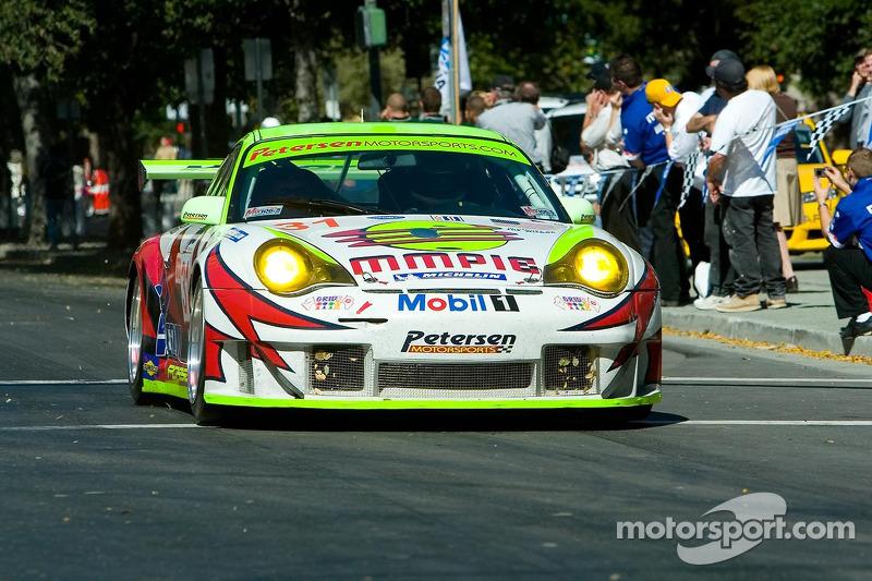 Jorg Bergmeister, Porsche 911GT3 RSR
