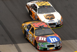 David Gilliland and Dale Jarrett