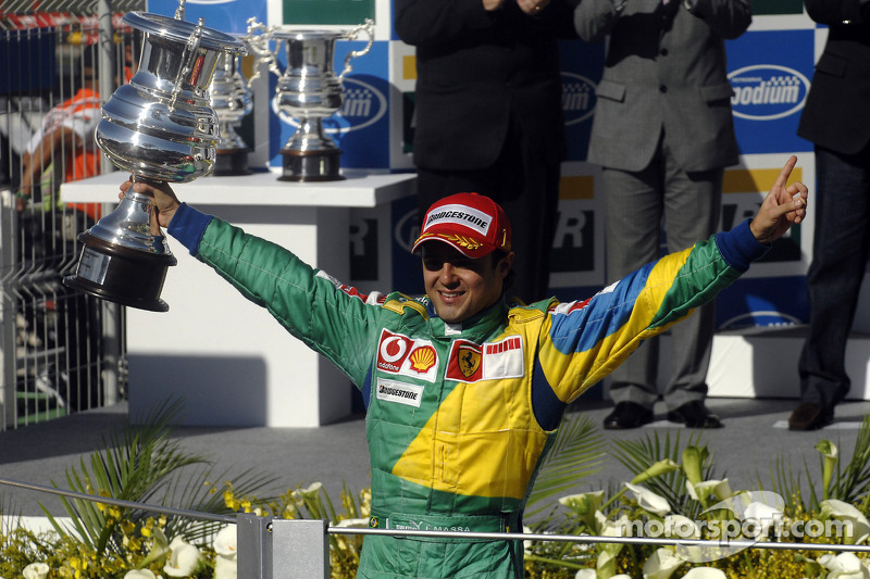 "2006 - Felipe Massa, Ferrari (<a href=""http://fr.motorsport.com/f1/photos/main-gallery/?r=17985&y=2006"">Galerie</a>)"