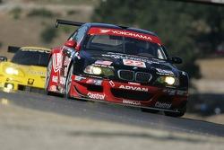 #22 Team PTG BMW E46 M3: Justin Marks, Bryan Sellers, Ian James