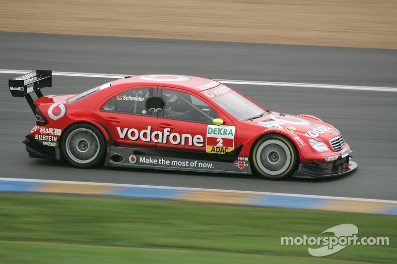 2006: AMG-Mercedes C-Klasse