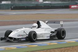 Dimanche, Eurocup FR2.0, course 1