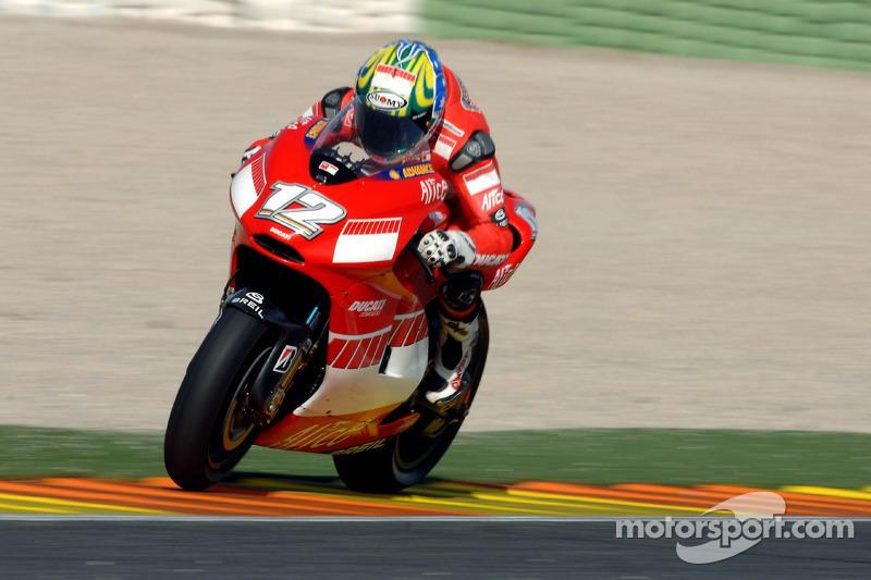 2006: Troy Bayliss, Ducati Desmosedici GP6