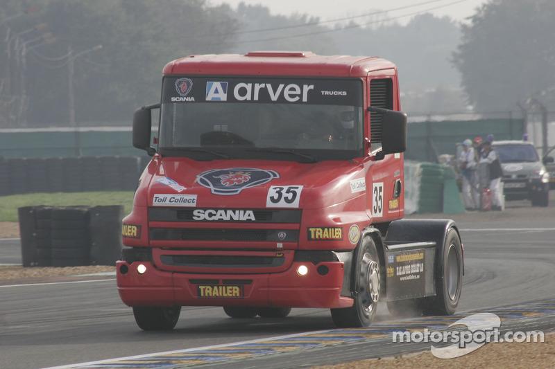 Trailer Magazine Scania n°35 : Mikael Johansson