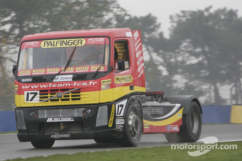 Franck Conti Volvo n°17 : Franck Conti