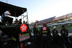 Les stands Ganassi Racing