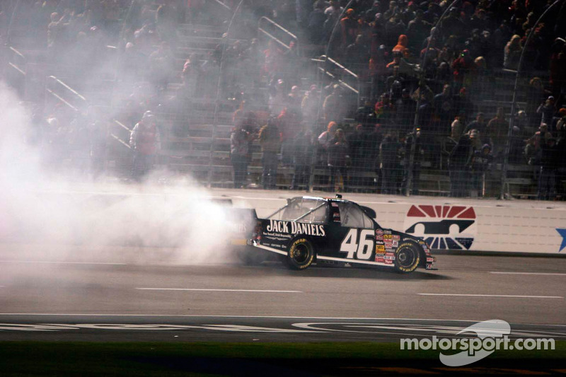 Burn-out de Clint Bowyer