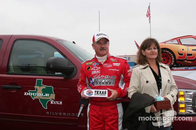 La clé du Texas Motor Speedway pour Terry Labonte