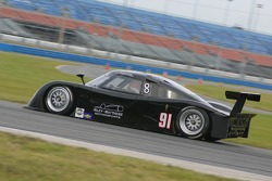 #91 Riley Motorsports Pontiac Riley: Jim Matthews, Marc Goossens