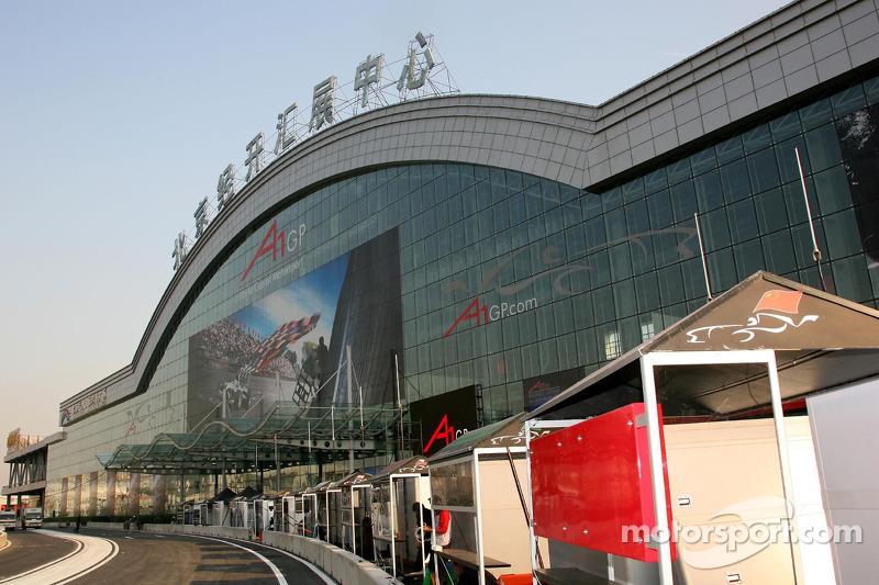 A1GP à Pékin