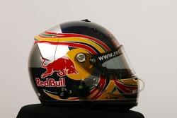 Helmet of Adrian Zaugg