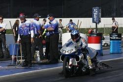 Perşembe Pro Stock Motosiklet