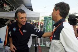 Charly Lamm and Roberto Ravaglia