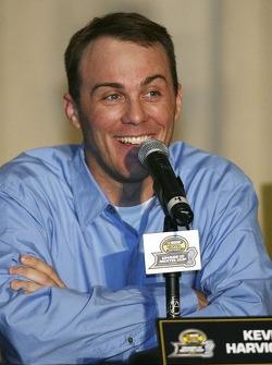 NASCAR Nextel Cup Chase contenders press conference, Doral Golf Resort & Spa, Miami: Kevin Harvick