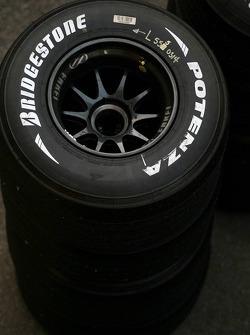 Bridgestone tyres 2007