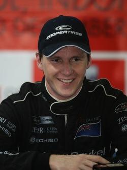 Press conference: race winner Jonny Reid