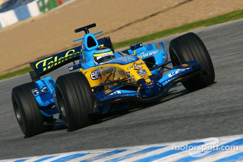 13: Giancarlo Fisichella: 154 GPs (67,25% dos disputados)
