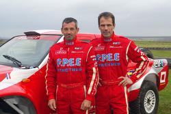 Team Dessoude presentation: François Borsotto and Christian Lavieille
