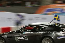 Quarter final: Mattias Ekström
