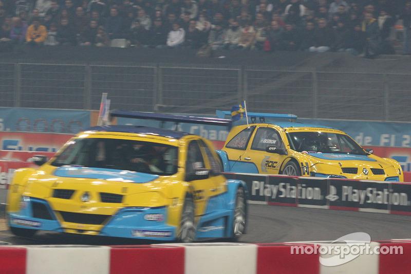 Superfinal 2: Sébastien Loeb and Mattias Ekström