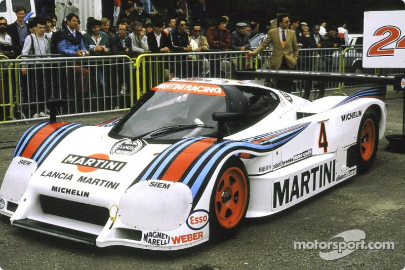 Алессандро Нанніні, Martini Lancia LC2, Ле-Ман 1985 рік