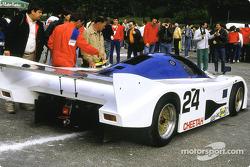 #24 Cheetah Switzerland Cheetah G 604 Aston-Martin: Bernard de Dryver, John Cooper, Claude Bourgoignie