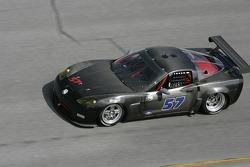 #57 Stevenson Motorsports Corvette: Dominic Cicero II, Marc Bunting, James Gue, John Stevenson