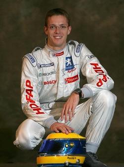 Sébastien Bourdais, Peugeot Sport