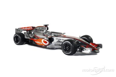 McLaren Mercedes MP4-22 launch