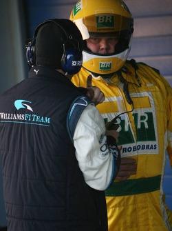 Williams F1 Team refueller