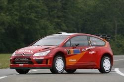 The Citroën C4 WRC