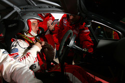 Sébastien Loeb in the Citroën C4 WRC