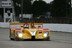 #7 Penske Racing Porsche RS Spyder: Sascha Maassen