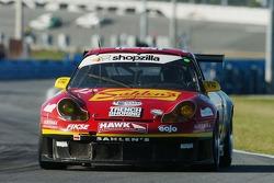 #42 Team Sahlen Porsche GT3 Cup: Michael Auriemma, John Mayes, David Kaemmer, Chris Wilcox, Matt Varsha